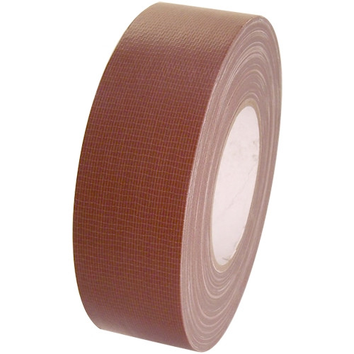 Dark Brown Duct Tape 2 inch x 60 yard Roll