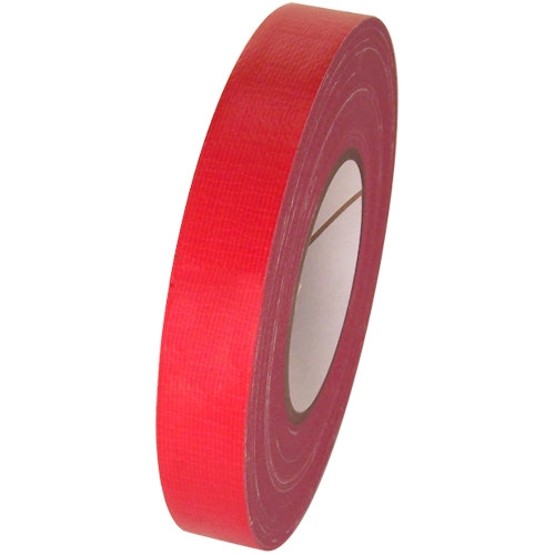 Red Duct Tape 1 inch x 60 yard Roll