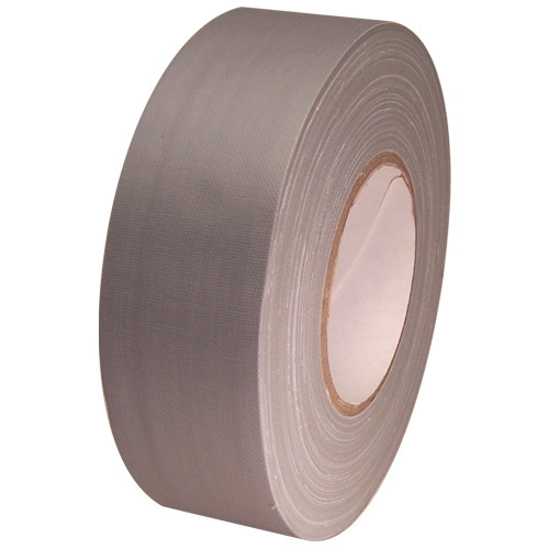 Economy Gray Gaffers Duct Tape 2 inch x 60 yard Roll