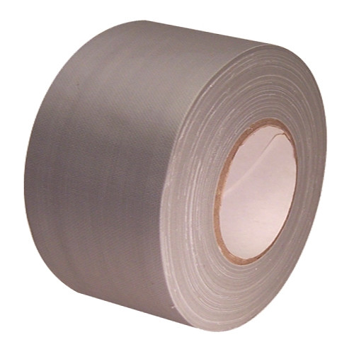Economy Gray Gaffers Duct Tape 3 inch x 60 yard Roll