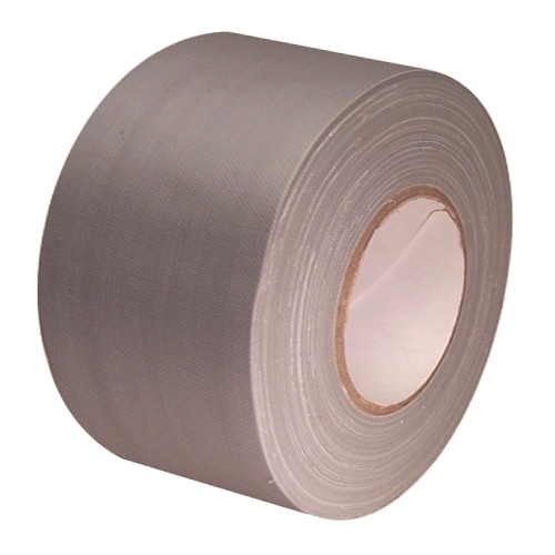 Economy Gray Gaffers Duct Tape 3 inch x 60 yard Roll (16 Roll/Pack)