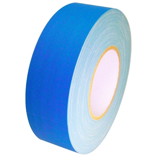 Economy Light Blue Gaffers Duct Tape 2 inch x 60 yard Roll (24 Roll/Pack)