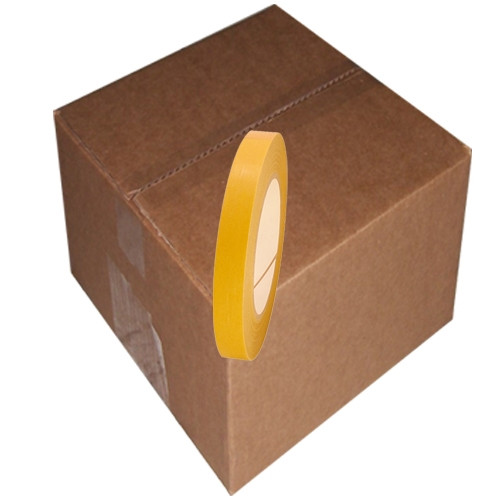 Double Coated Tissue Tape 3/4 inch x 55 yard Roll (64 Roll/Pack)