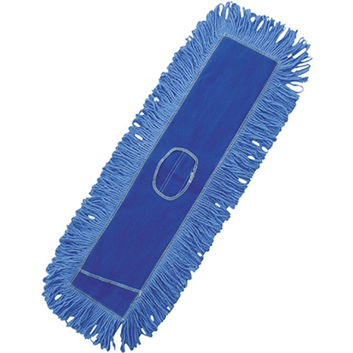 Deluxe Looped-End Dust Mop Head 24 inch