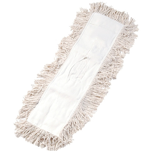 Economy Cut End Dust Mop Head 24 inch