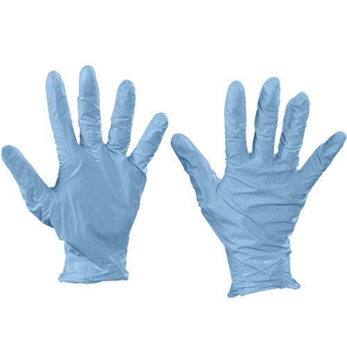 Best N-Dex Nitrile Gloves - Medium (100 Gloves)