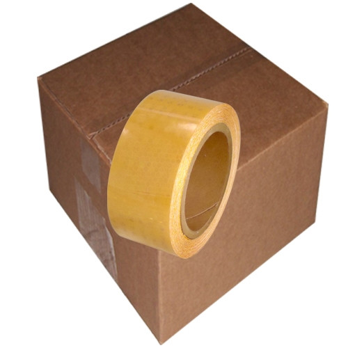 Yellow Super Bright High Intensity Reflective Tape 2 inch x 30 ft Roll (12 Roll/Pack)