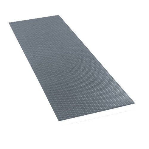 Economy Anti-Fatigue Mat Gray 3 ft x 6 ft x 3/8 inch