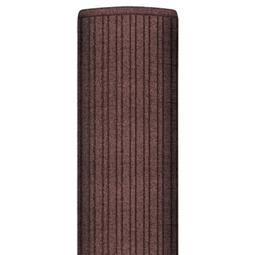 Deluxe Entry Mat Burgundy 3 ft x 10 ft x 3/8 inch