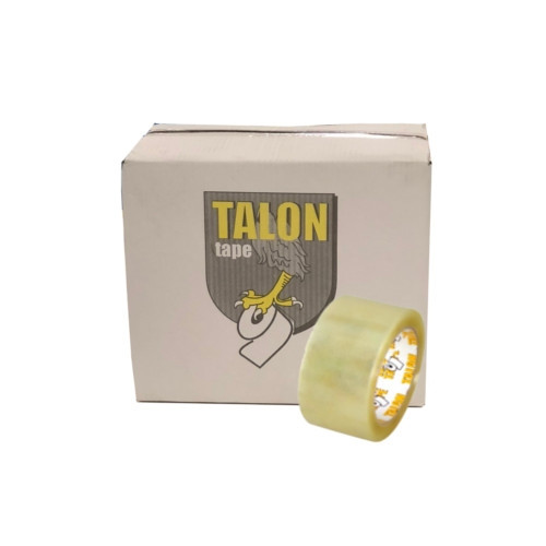 Carton Sealing Tape 3.5 mil (Clear, 3 inch x 55 yard Roll (24 Roll/Pack)
