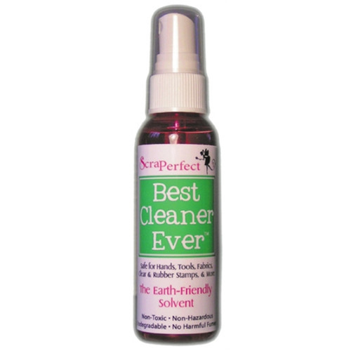 Best Cleaner Ever by Scrap Perfect Adhesive Remover 2oz Bottle