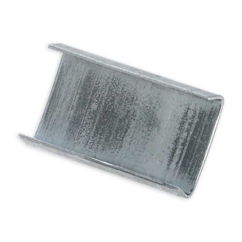 Open/Snap On Heavy Duty Steel Strapping Seals 1 1/4 inch x 2 1/4 inch (1000 Per/Pack)