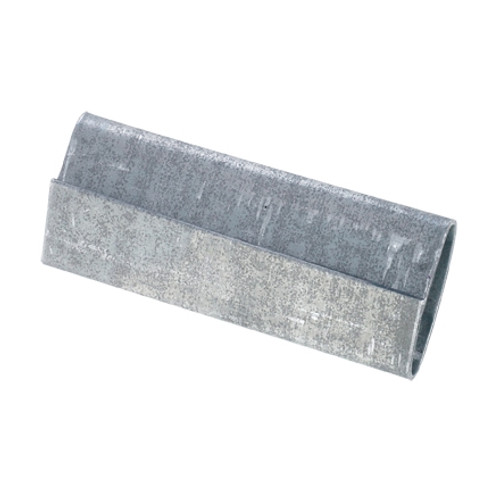 Closed/Snap On Heavy Duty Steel Strapping Seals 1 1/4 inch x 2 1/4 inch (1000 Per/Pack)