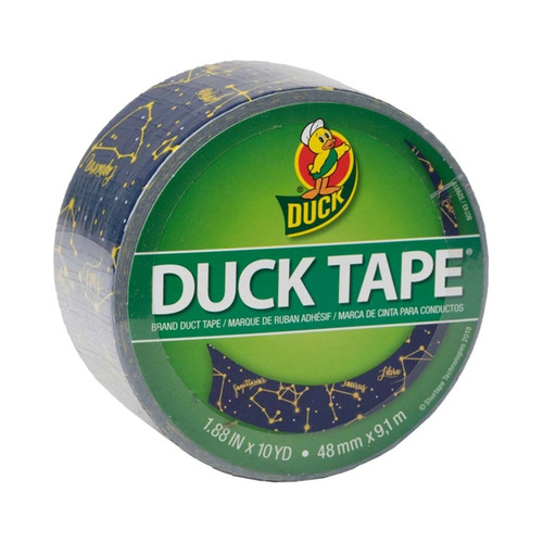 Astrological Signs Duck brand Duct Tape 1.88 inch x 10 yard Roll