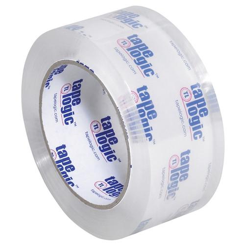 Tape Logic #200 Crystal Clear Tape 2 inch x 110 yard Roll (36 Roll/Pack)