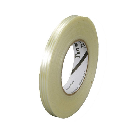 3M 8932 Strapping Tape 3/8 inch x 60 yard (96 Roll/Pack)