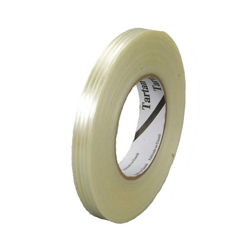 3M 8932 Strapping Tape 1/2 inch x 60 yard (72 Roll/Pack)