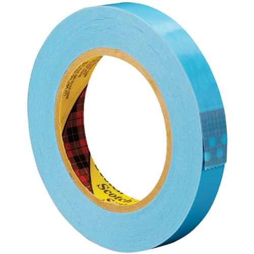3M 8896 Strapping Tape 3/4 inch x 60 yard (48 Roll/Pack)