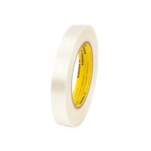3M 897 Strapping Tape 3/4 inch x 60 yard (48 Roll/Pack)
