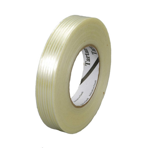 3M 8932 Strapping Tape 1 inch x 60 yard (36 Roll/Pack)