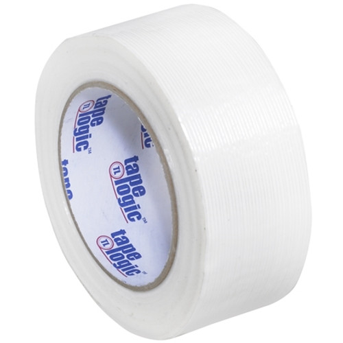 Tape Logic 1300 Strapping Tape 2 inch x 60 yard (24 Roll/Pack)