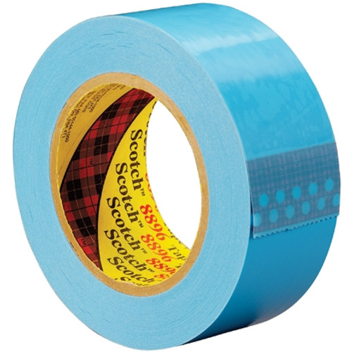 3M 8896 Strapping Tape 2 inch x 60 yard (24 Roll/Pack)