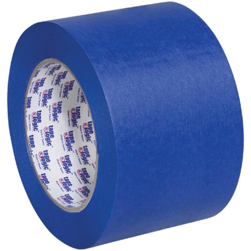 Tape Logic 3000 Blue Painter fts Tape 3 inch x 60 yard (16 Roll/Pack)