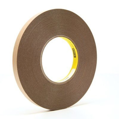 3M 9425 Removable Double Sided Film Tape 1/2 inch x 72 yard Roll (2 Roll/Pack)