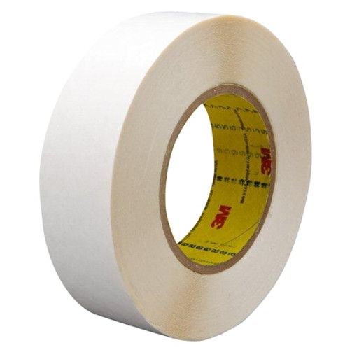 3M 9579 Double Sided Film Tape 1 inch x 36 yard Roll (2 Roll/Pack)