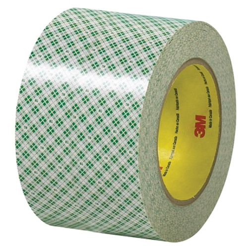 3M 410M Double Sided Masking Tape 3 inch x 36 yard Roll (12 Roll/Pack)