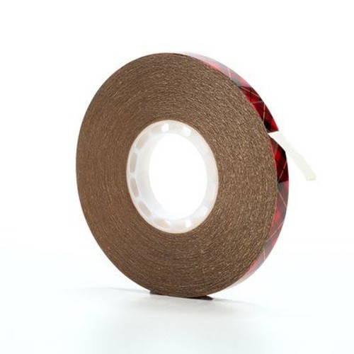 Adhesive Transfer Tape 3M 926 1/4 inch x 18 yard Roll (6 Pack)