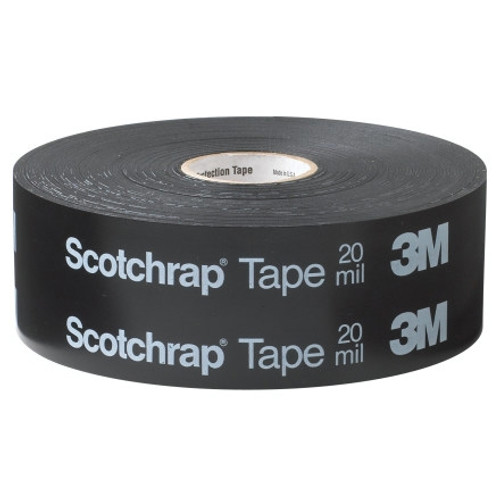3M 51 Scotchwrap Corrosion Protection Tape 2 inch x 100 ft Roll (12 Pack)