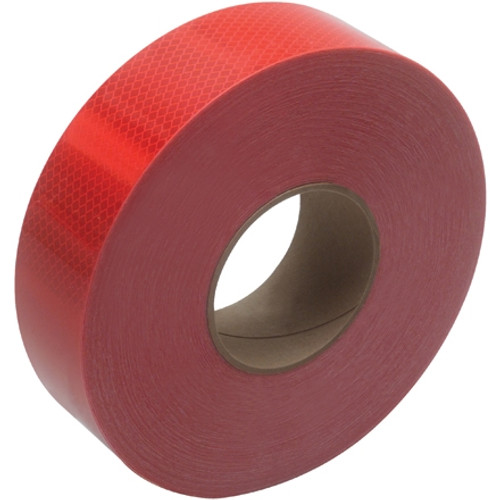 Red 3M 983 Reflective Tape 2 inch x 150 ft Roll