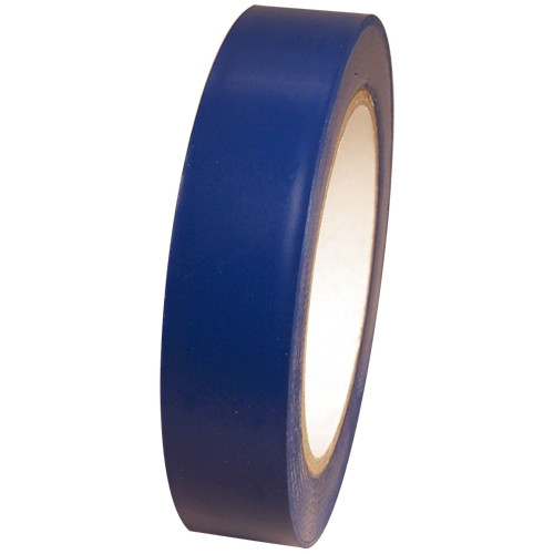 Dark Blue Vinyl Tape 1 inch x 36 yard Roll