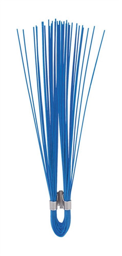 Marking Whiskers 6 inch Blue (1000 Peace/Pack)