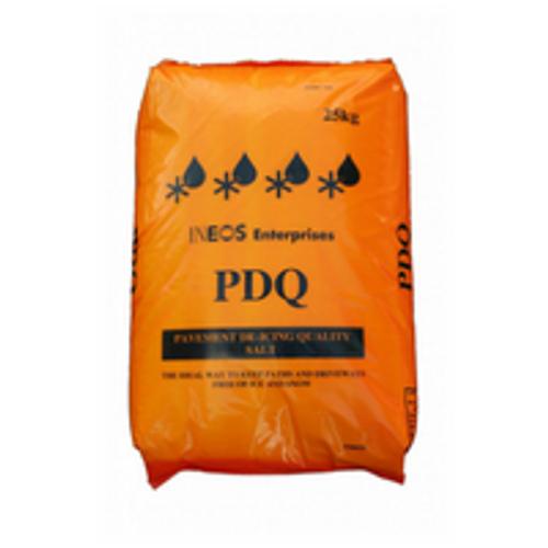 White De-Icing Salt 25Kg Bags