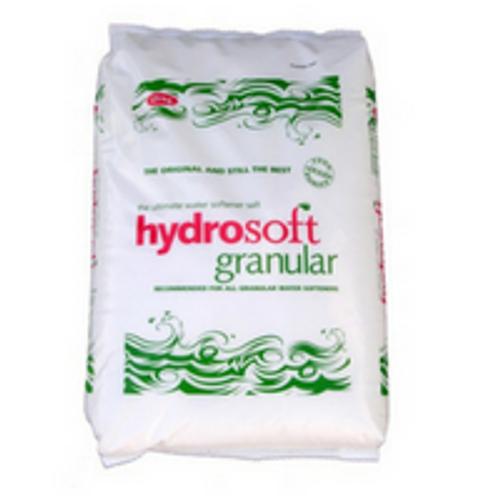 25KG Hysdrosoft Granular Salt