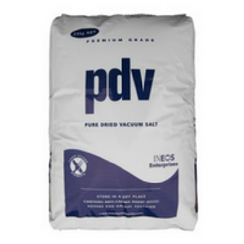 Pure Dried Vacuum (PDV) Salt 25KG Bag
