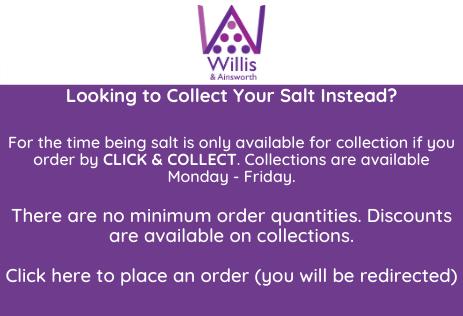 Cheap Water Softener Salt Collected