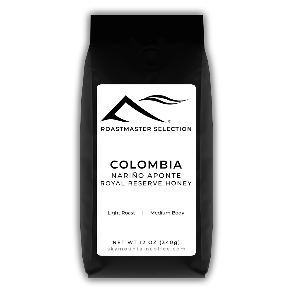 Colombia Nariño Aponte Royal Reserve