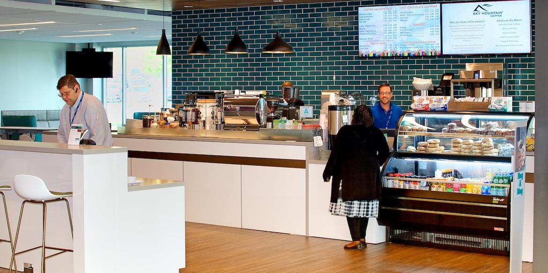 Sky Mountain Coffee at Lash Group International