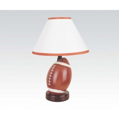 The All Star (Football) Table Lamp  W/ Shade