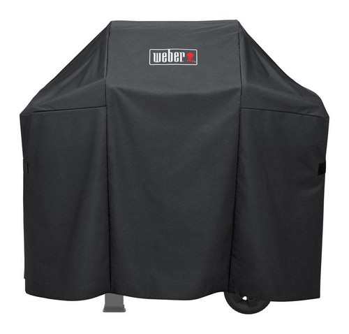 Weber  Black  Grill Cover  For Spirit 200 and Spirit II 200 Series Gas
