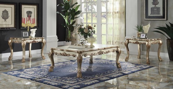 The Dresden Traditional Occasional Table
