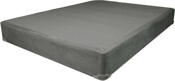 """Sleep like a baby on the Jade Eastern King-size mattress foundation and wake up to a new day feeling relaxed and rejuvenated. -7"""" Foundation"""