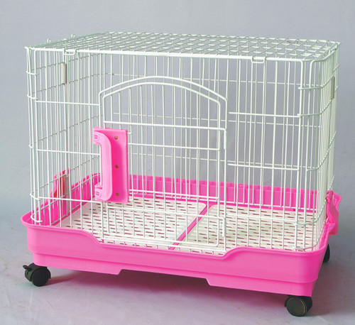 Pink Cage