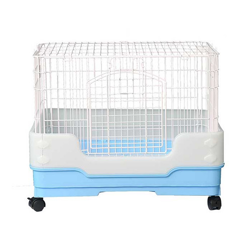 Light Blue Cage