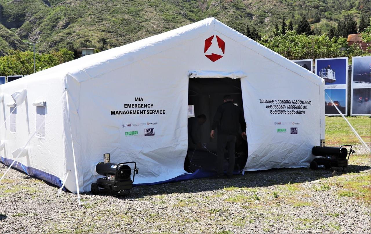 Inflatable Tent, Emergency Tent
