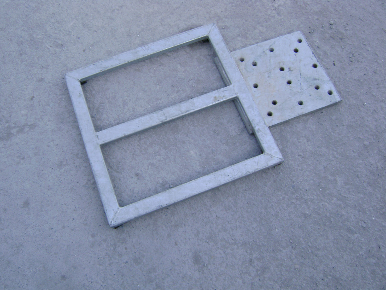 Tent Weight Plate