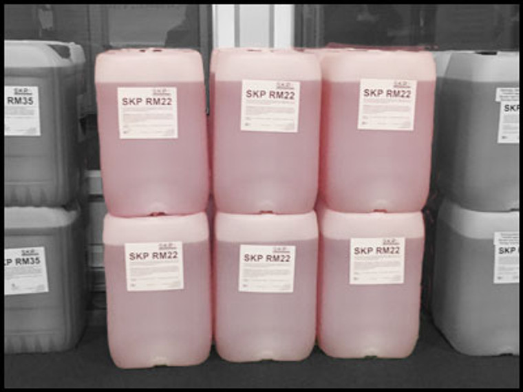 RM22 Tent Cleaner - 55 gallon Drum